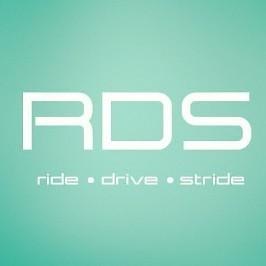 Ride Drive Stride